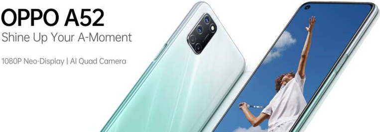 Oppo A52 with quad-rear camera, 5,000mAh battery launched in India: check price, specs