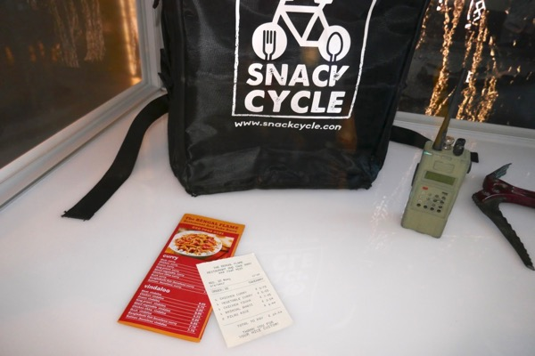 Tomb Raider snack cycle props