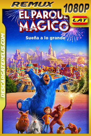 Parque mágico (2019) Remux 1080p Latino – Ingles