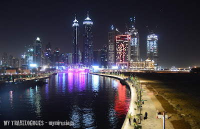 It was or hence Christmas fourth dimension as well as pleasant weather condition inwards Dec Dubai Water Canal: Influenza A virus subtype H5N1 Walk to Remember
