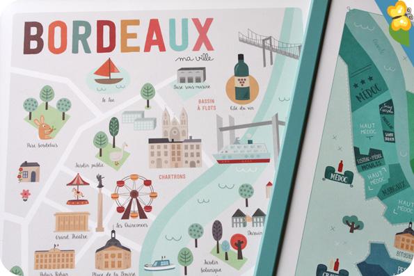 Affiches Bordeaux - La Fabriken