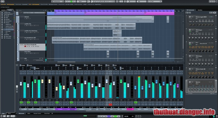 tie-mediumDownload Cubase Elements 10.0.30 Full Crack