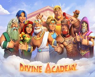 Divine Academy for PC Full Version