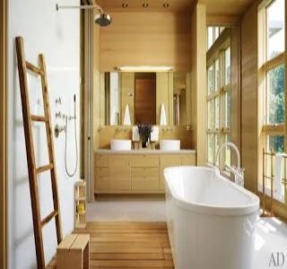 Monochrome Master Bath
