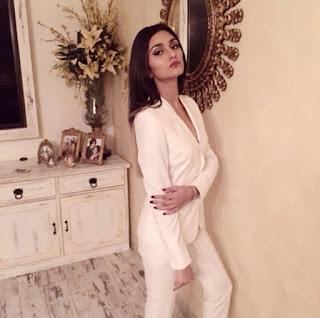 Alaviaa Jaafery Cute Daughter of Javed Jaafery