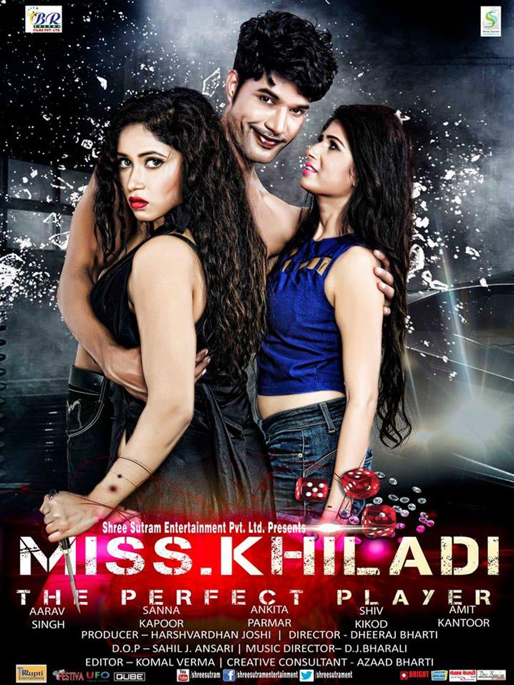 18+ Miss Khiladi-The Perfect Player 2021 Kooku Hindi 720p HDRip 990MB Download