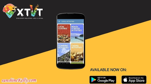 XTVY App, Discover Malaysia Like A Local, Travel App, XTVT Race 2019, Travel Guide, Travel Tips, Travel Malaysia, Cuti Cuti Malaysia, Malaysia Best Travel App, Travel