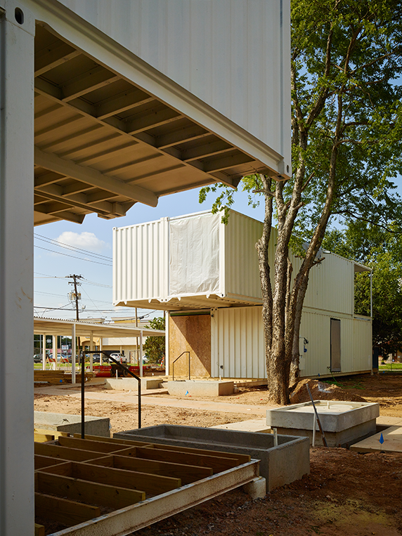 Award-Winning Shipping Container Homes, Oklahoma City 35