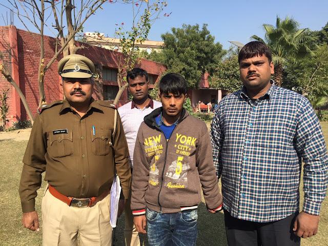 Crim Branch SB 30 resolved Bhilswali's fake Bhilwara murder case, arrested accused