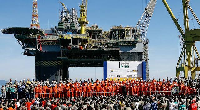 A Petrobras voltou a ser a segunda empresa mais valiosa do Brasil, atrás apenas da Ambev.
