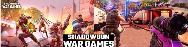 تحميل لعبة الاونلاين Shadowgun War Games للاندرويد