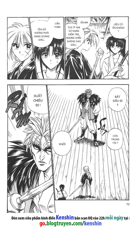 Rurouni Kenshin chap 36 trang 9