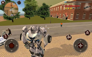 X Ray Robot 2 Apk Mod Money Download Free For Android