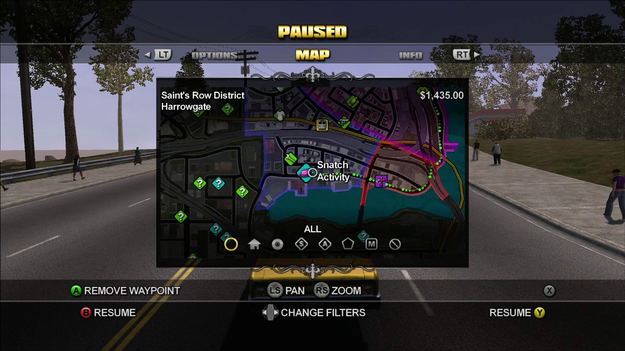 how to play saints row 1