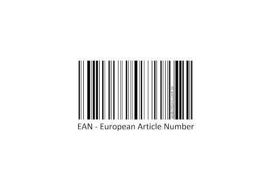 EAN European Article Number