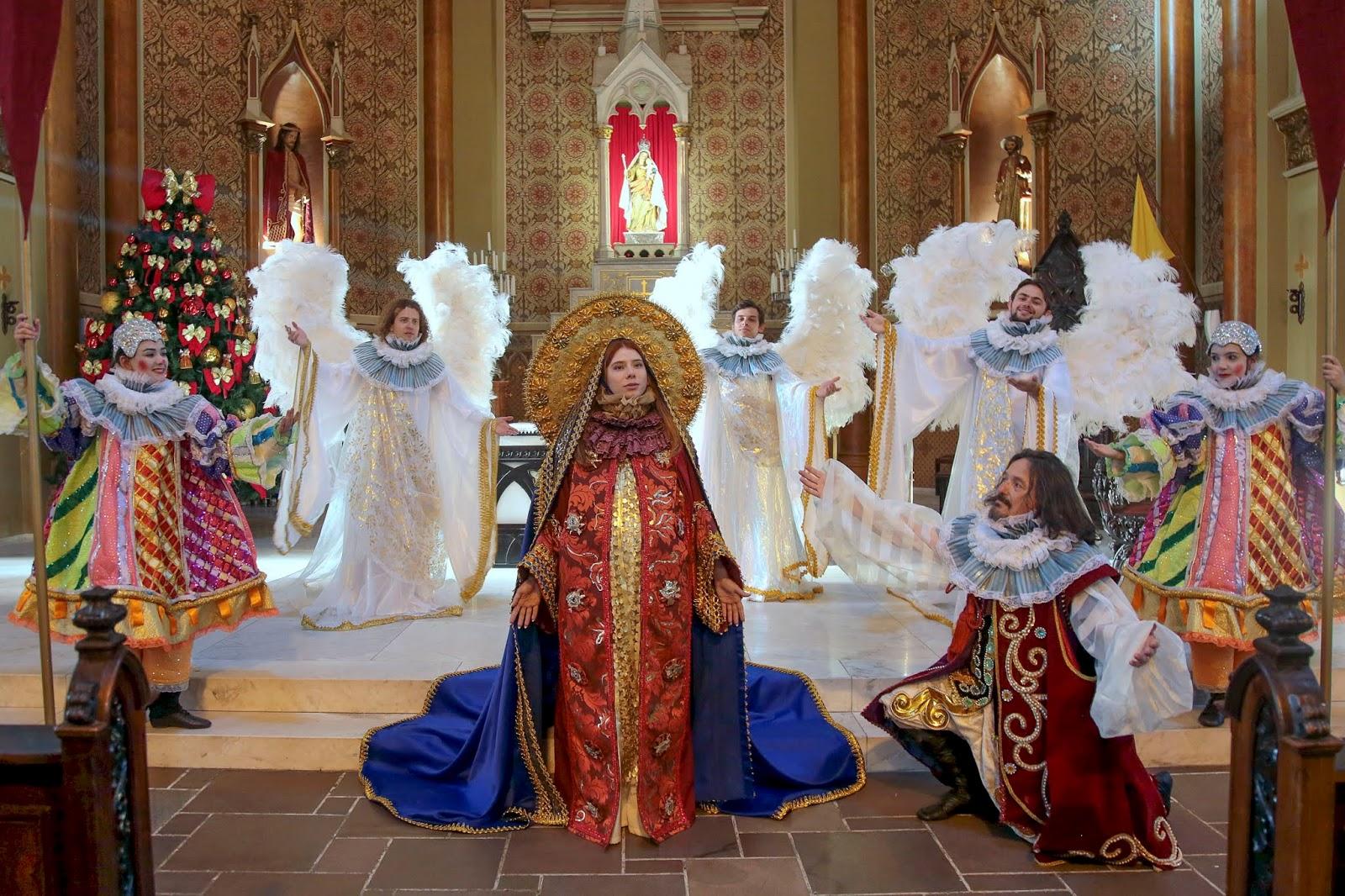 Auto de Natal do Largo da Ordem e Anunciação se despedem na quarta