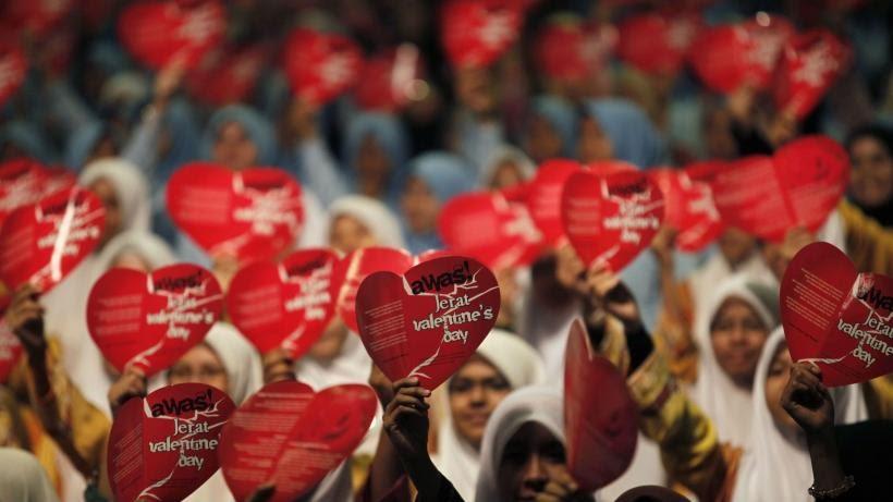 Perayaan Hari Valentine, Boleh Atau Terlarang?