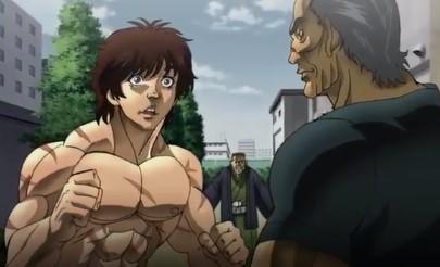 Baki – Episodio 07