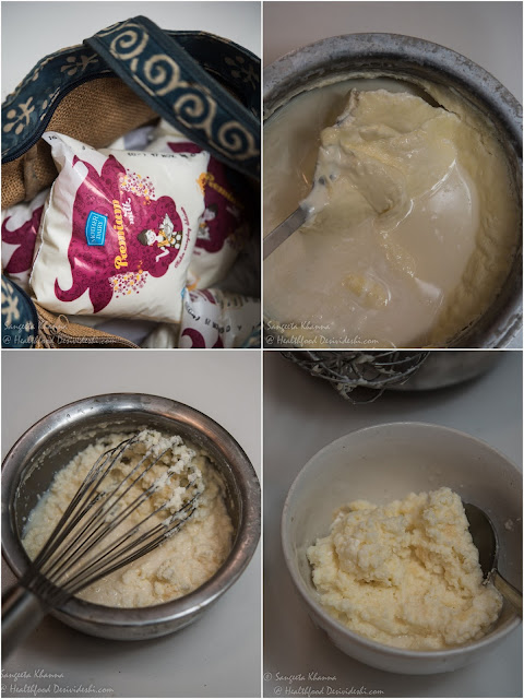 homemade cultured white butter