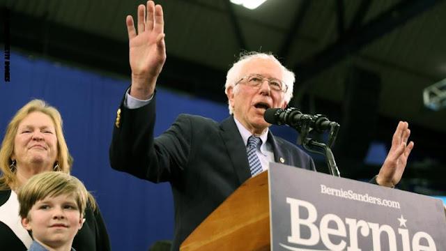 ساندرز يكسب نيو هامشير باالانتخابات التمهيدية ويانغ يوقف حملته بسباق الرئاسة الأمريكية 2020