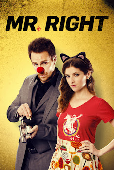 Poster Of English Movie Mr. Right 2016 300MB 720P BRRip Full Movie Free Download Watch Online At WorldFree4u.Com