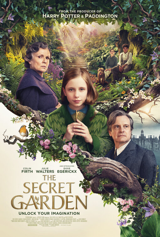 The Secret Garden (BRRip 1080p Dual Latino / Ingles) (2020)