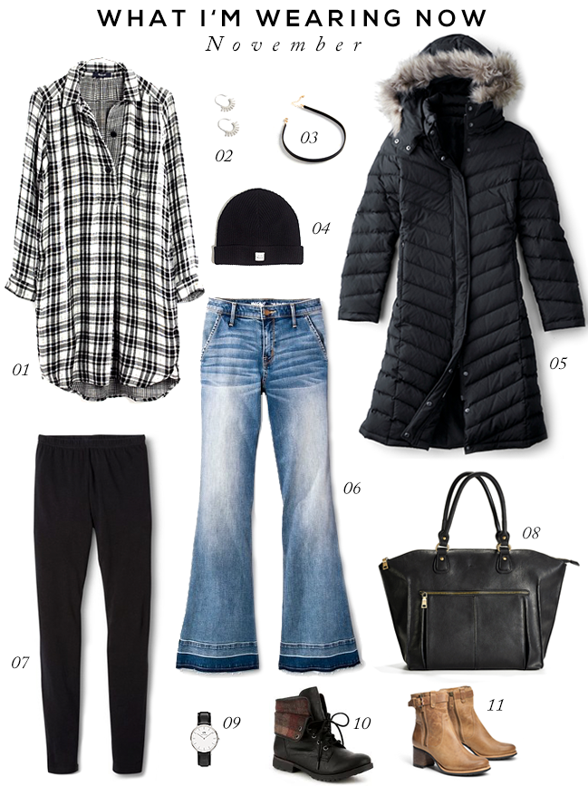 Early Winter Casual Wardrobe Staples