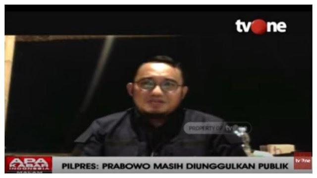 Prabowo Kalah dari Anies dalam Survei Pilpres 2024, Dahnil: Biar Takdir yang Tentukan
