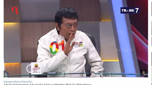 Adian Napitupulu Ungkap Alasan Jokowi Pernah Masuk Gorong-gorong, Lihat Reaksi Mardani Ali Sera