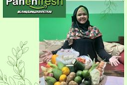 Mudah, Praktis Dan Fresh Langsung Dari Petani Panen Fresh. Asyiknya Belanja Sayur Online
