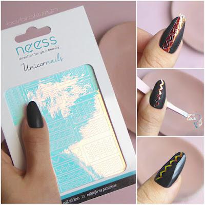 neess unicornails