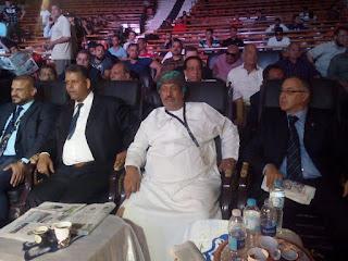 رئيس اللجنة العمانية ..مصر قادرة على تنظيم أكبر البطولات في كمال الأجسام