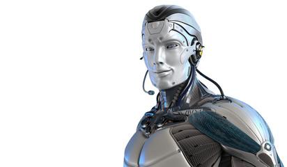 Robot in hindi रोबोट एक मशीन है