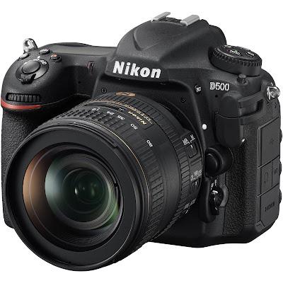 نيكون D500 DSLR