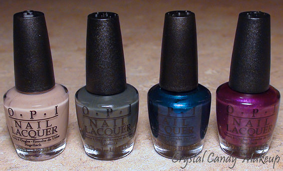 Don't Pretzel My Bubbles, Nein! Nein! Nein! OK Fine!, Unfor-greta-bly Blue et Suzi & the 7 Düsseldorfs (Collection Germany OPI)