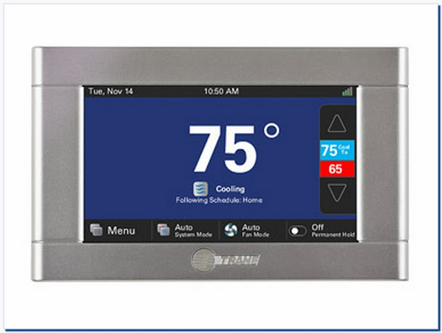 Trane Thermostat Wifi App