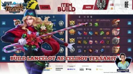 Build Lancelot Celiboy Strongs
