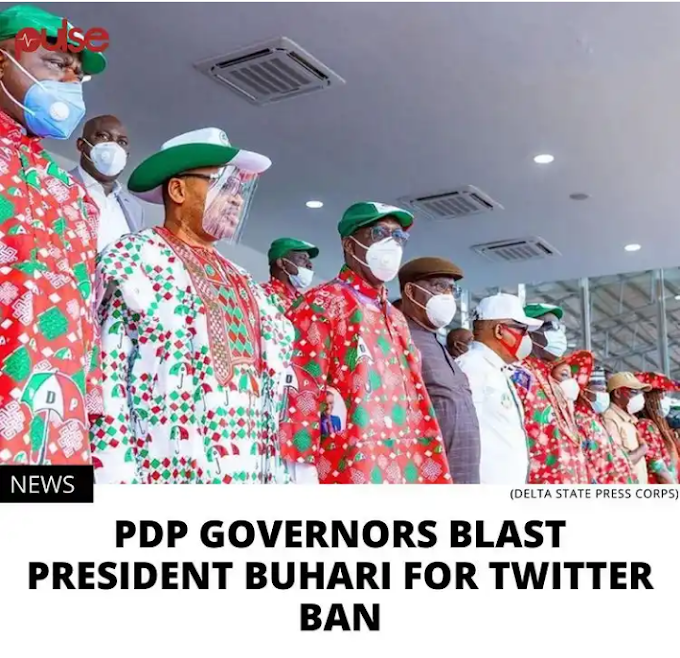 [News] PDP blast buhari for twitter ban