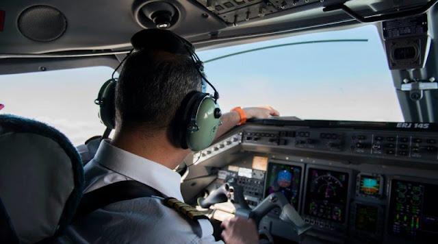 لا تحسدوا الطيارين  شاهد ما يتعرضون له قبل الطيران