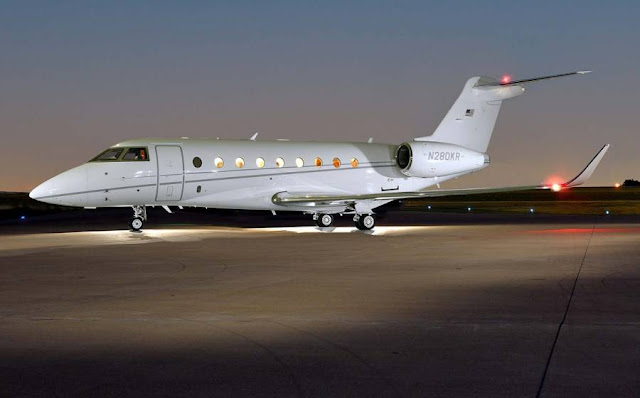 Gulfstream G280 Command and Control Aircraft of the Philippine Air Force