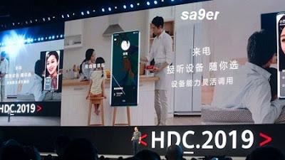يقدم رئيس Huawei لمشاركة تقنية 5G مقابل رسوم