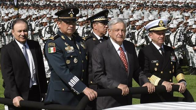 Guardia Nacional inicia su despliegue en regiones de México