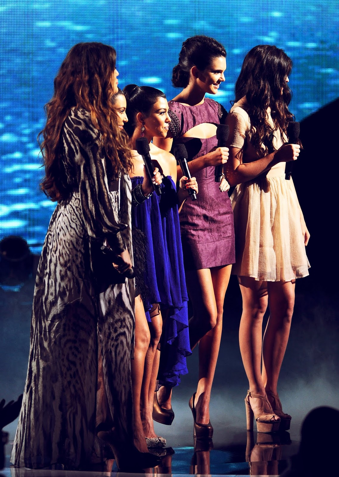 10 - Teen Choice Awards in August 11, 2011