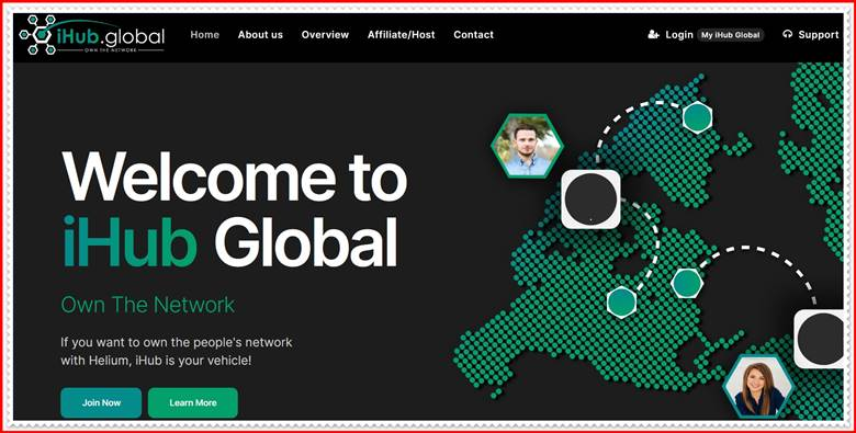 Мошеннический сайт ihub.global – Отзывы, развод, платит или лохотрон? Мошенники