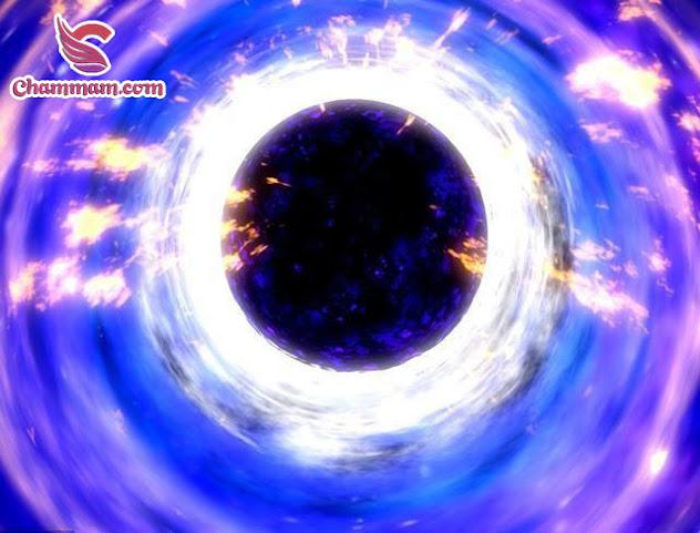 ثقب أسود موقع شمام