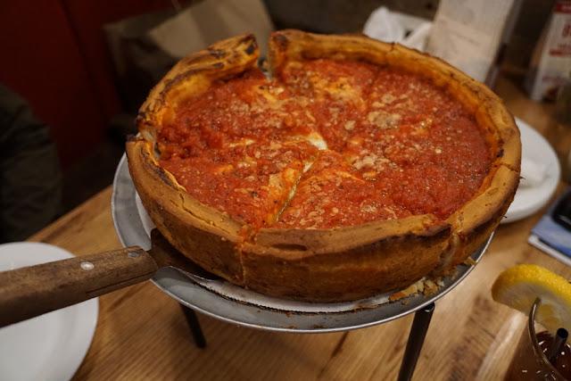 30 lugares para comer em Chicago