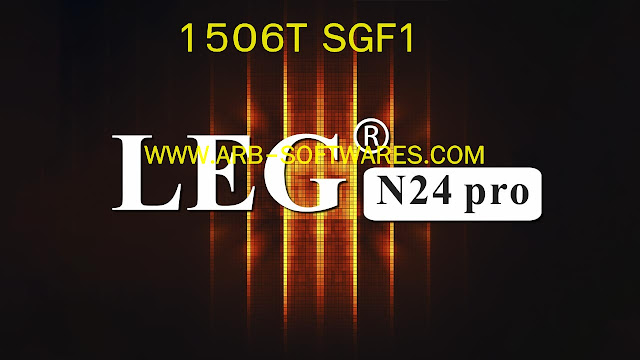 LEG N24 PRO 1506T 512 4M SGF1 V10.08.27 TCAM-DIRECT BISS KEY OPTION NEW SOFTWARE 28-9-2020