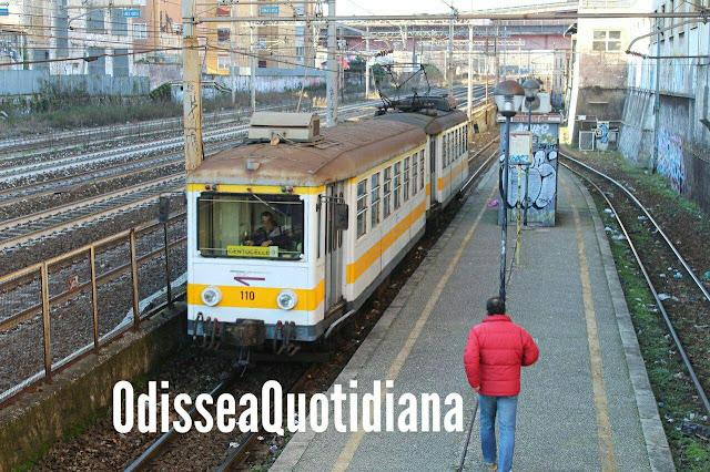 Ferrovia Roma-Giardinetti, i comitati chiedono la riapertura