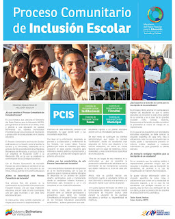 El Proceso Comunitario de Inclusión Escolar es el nuevo sistema de inscripción escolar