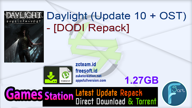 Daylight (Update 10 + OST) – [DODI Repack]